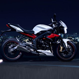 NOUVEAU STREET TRIPLE/ R